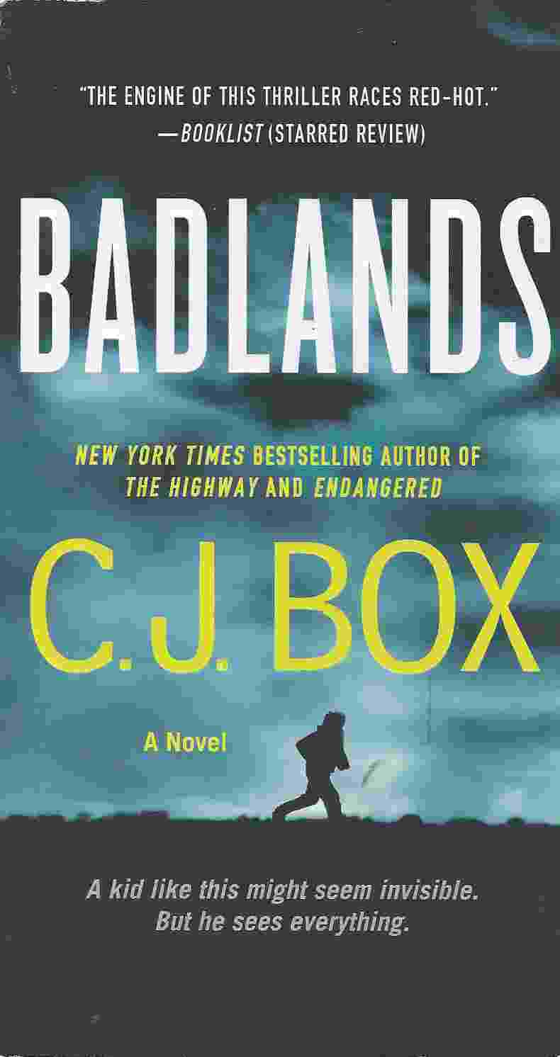 Image for BADLANDS [TALL PB]