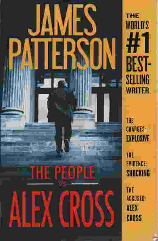 Image for THE PEOPLE VS ALEX CROSS