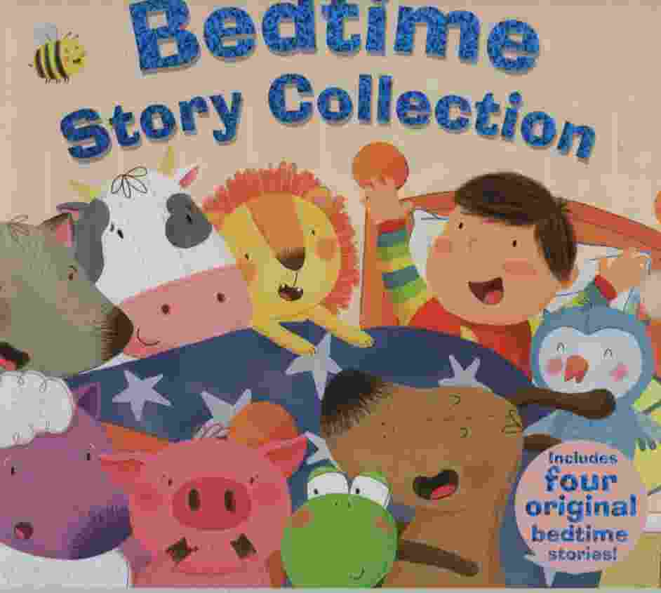 Image for BEDTIME STORY COLLECTION Includes Animal Magic; No More Monkeys; Roar Went the Lion; the Silent Owl