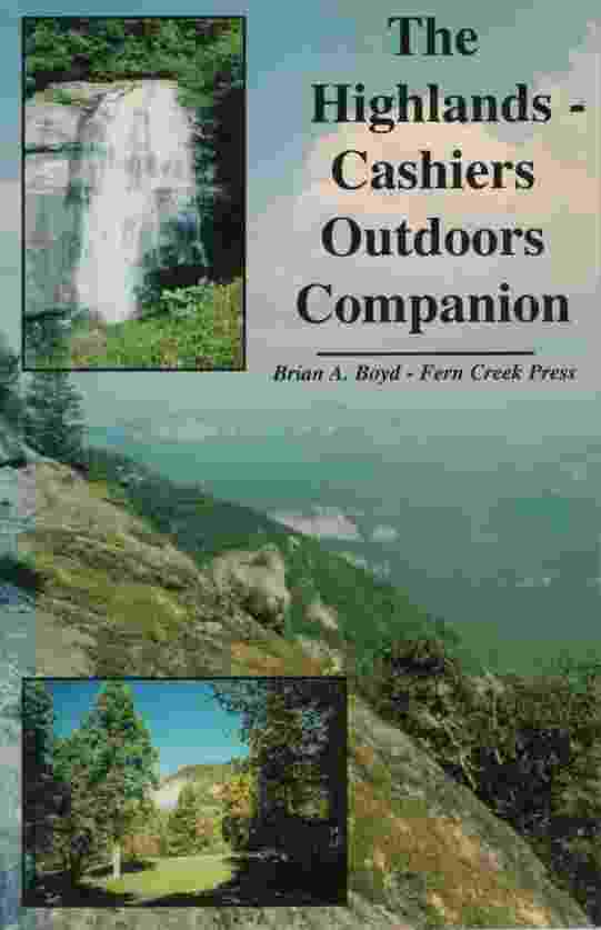 Image for THE HIGHLANDS-CASHIERS OUTDOORS COMPANION