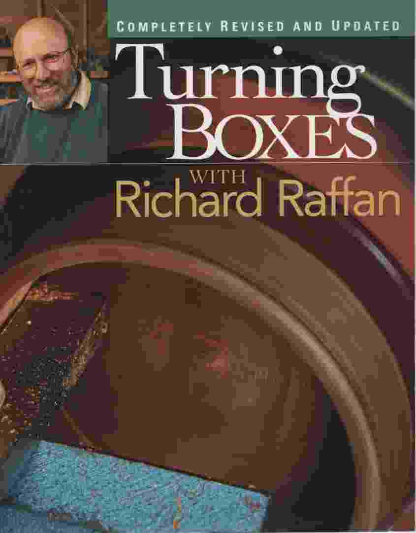 Image for TURNING BOXES WITH RICHARD RAFFAN Completely Revised and Updated