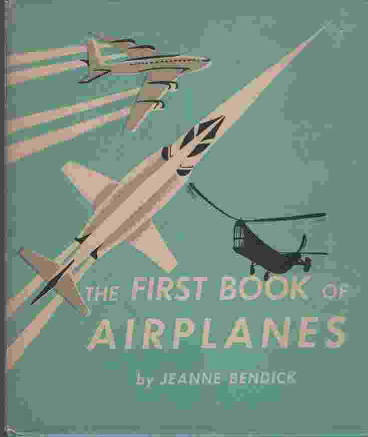 Image for THE FIRST BOOK OF AIRPLANES