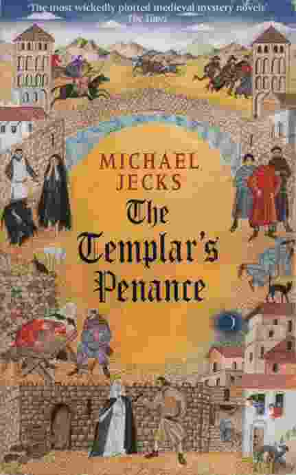 Image for THE TEMPLAR'S PENANCE