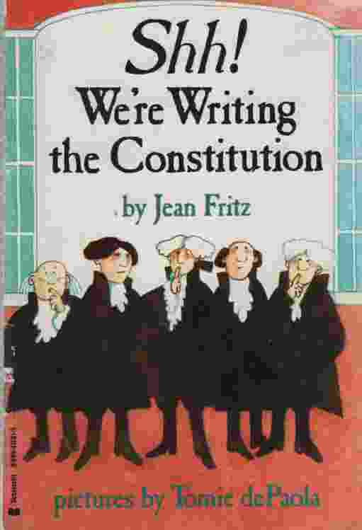 Image for SHH! WE'RE WRITING THE CONSTITUTION