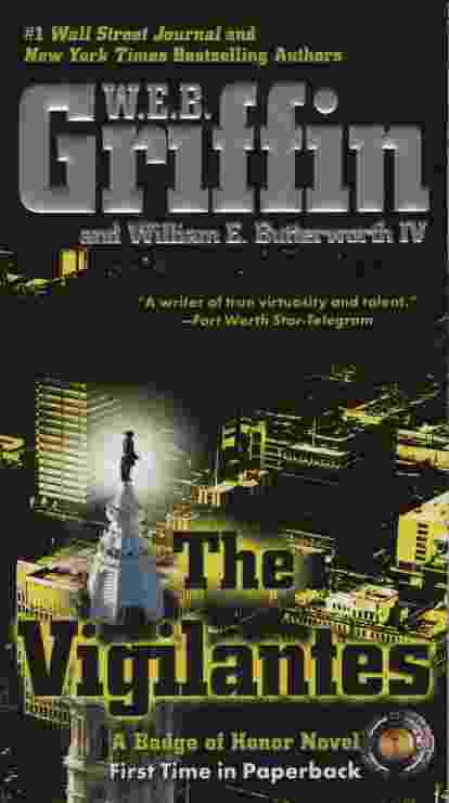 Image for THE VIGILANTES [TALL PB]