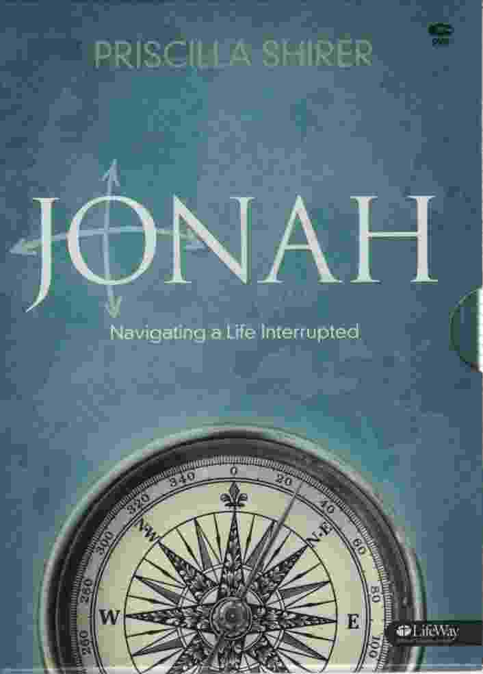 Image for JONAH: NAVIGATING A LIFE INTERRUPTED