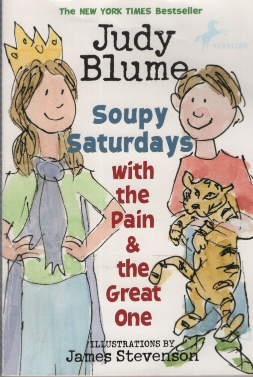 Image for SOUPY SATURDAYS WITH THE PAIN & THE GREAT ONE