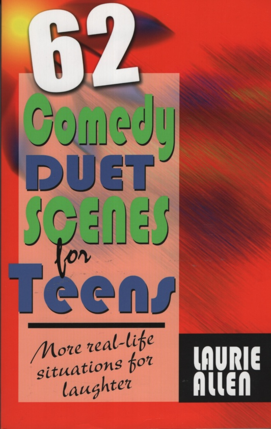 Image for 62 COMEDY DUET SCENES FOR TEENS