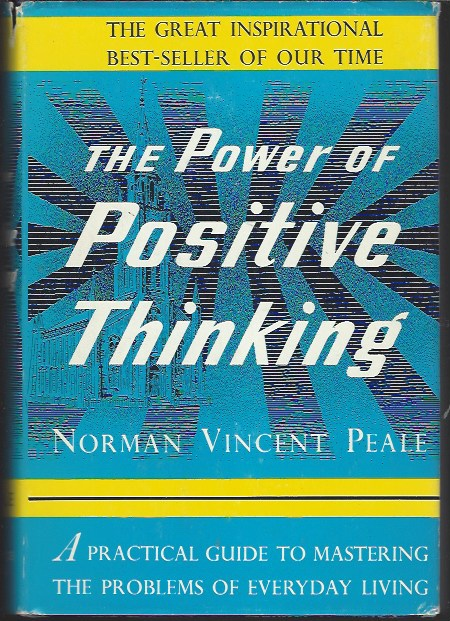 Image for THE POWER OF POSITIVE THINKING