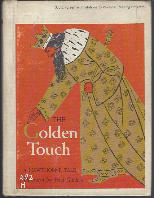 Image for THE GOLDEN TOUCH