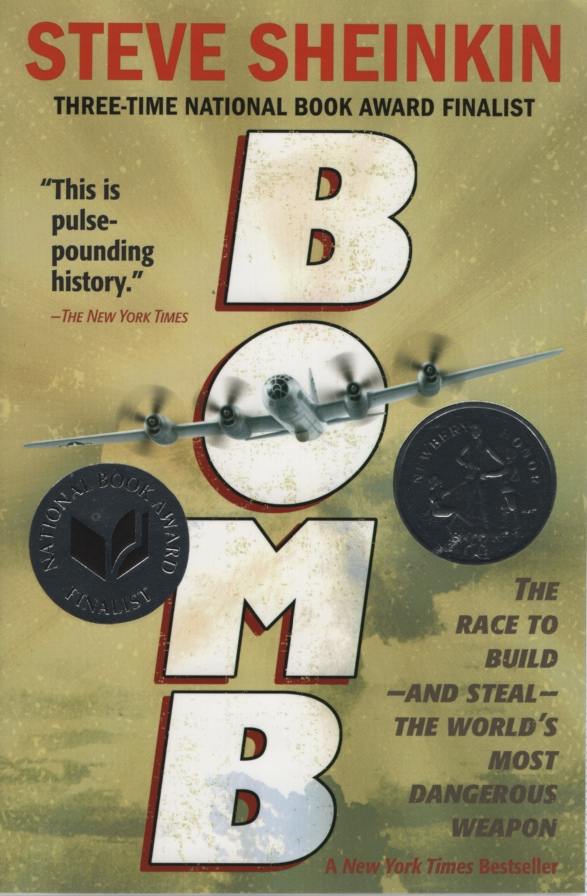 Image for BOMB  The Race to Build-and Steal-the World's Most Dangerous Weapon