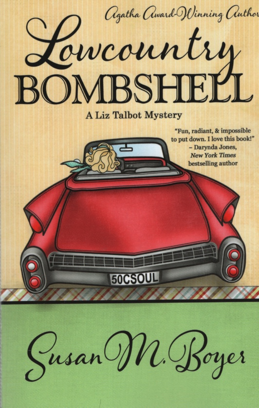 Image for LOWCOUNTRY BOMBSHELL
