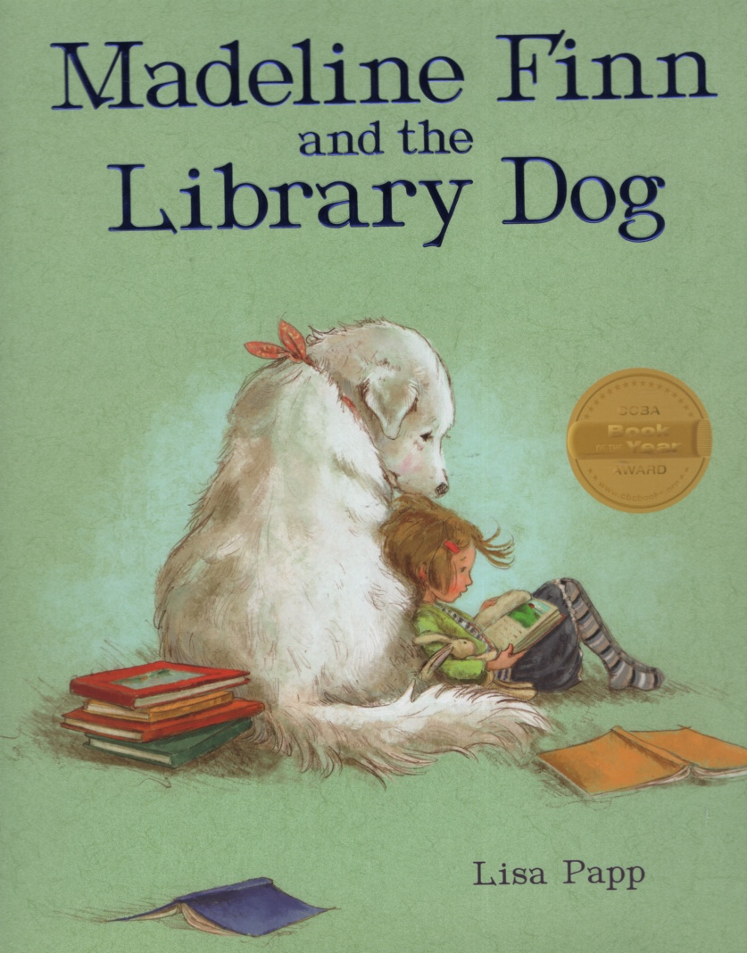 Image for MADELINE FINN AND THE LIBRARY DOG