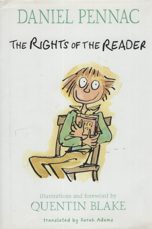 Image for THE RIGHTS OF THE READER