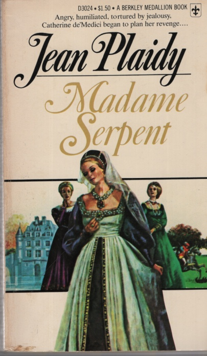 Image for MADAME SERPENT