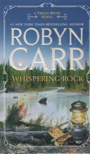 Image for WHISPERING ROCK