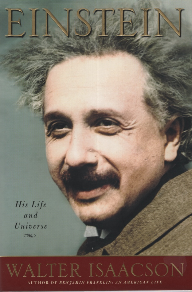 Image for EINSTEIN  His Life and Universe