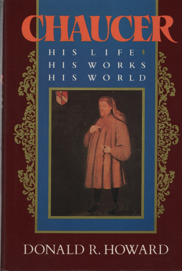 Image for CHAUCER His Life, His Works, His World