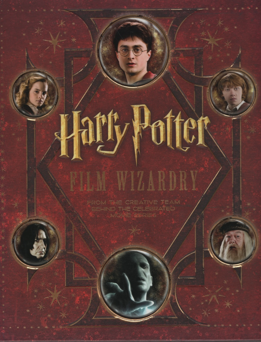 Image for HARRY POTTER FILM WIZARDRY