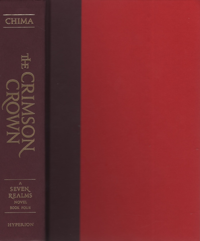 Image for THE CRIMSON CROWN