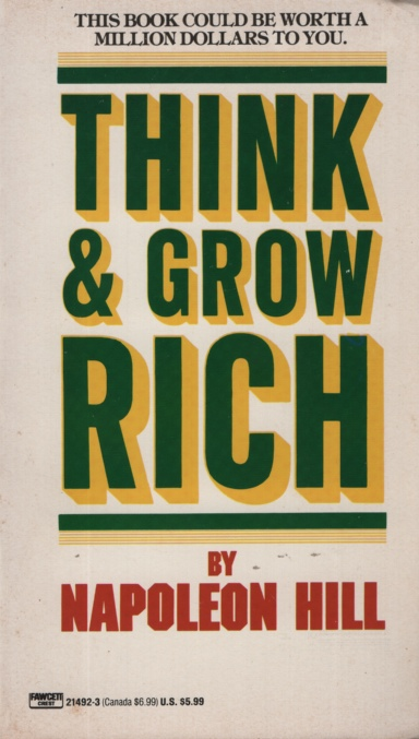 Image for THINK & GROW RICH