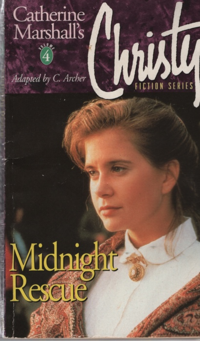 Image for CHRISTY: MIDNIGHT RESCUE