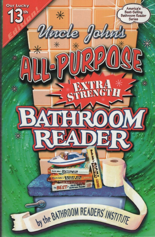 Image for UNCLE JOHN'S ALL-PURPOSE EXTRA STRENGTH BATHROOM READER