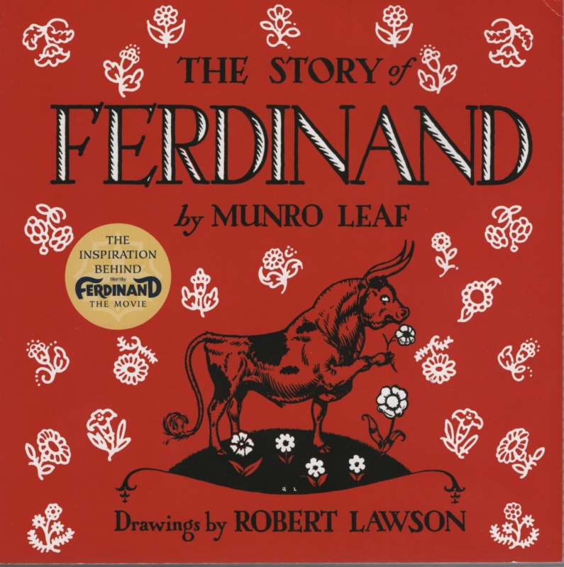Image for THE STORY OF FERDINAND