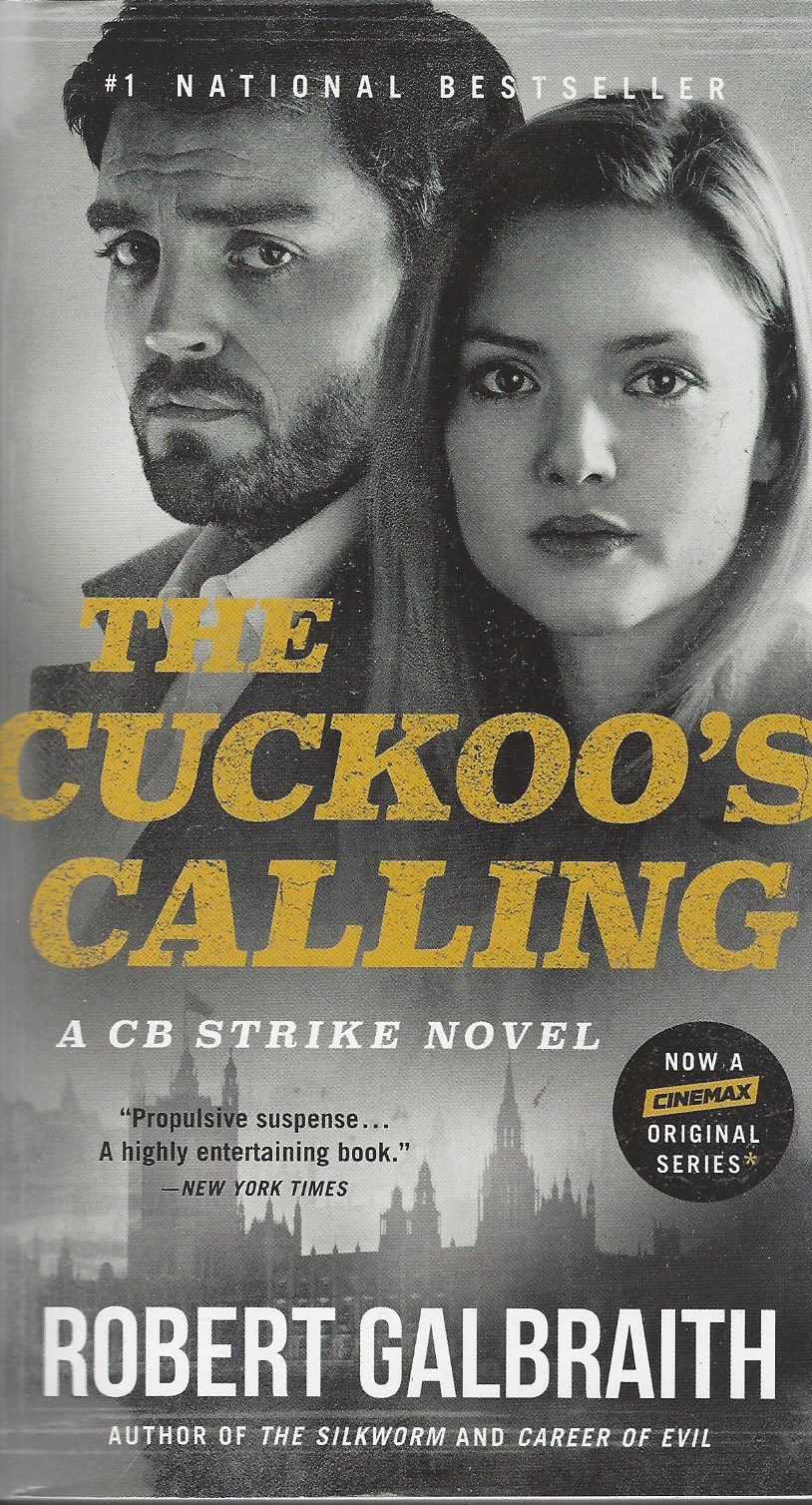 Image for THE CUCKOO'S CALLING [TALL PB]