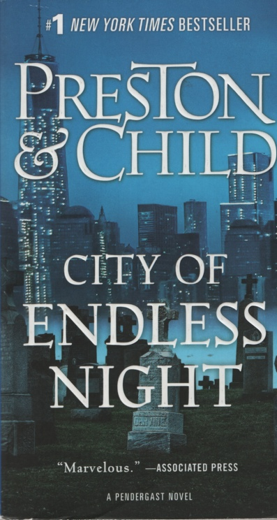 Image for CITY OF ENDLESS NIGHT