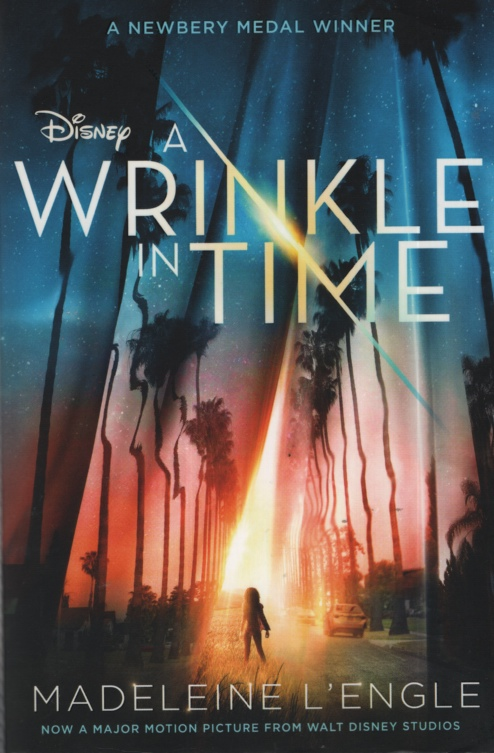 Image for A WRINKLE IN TIME [MOVIE TIE-IN ED]