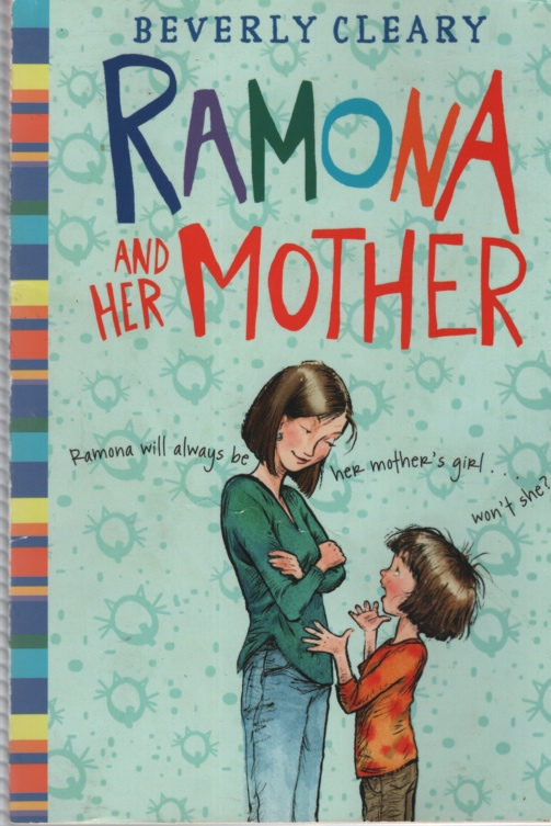 Image for RAMONA AND HER MOTHER