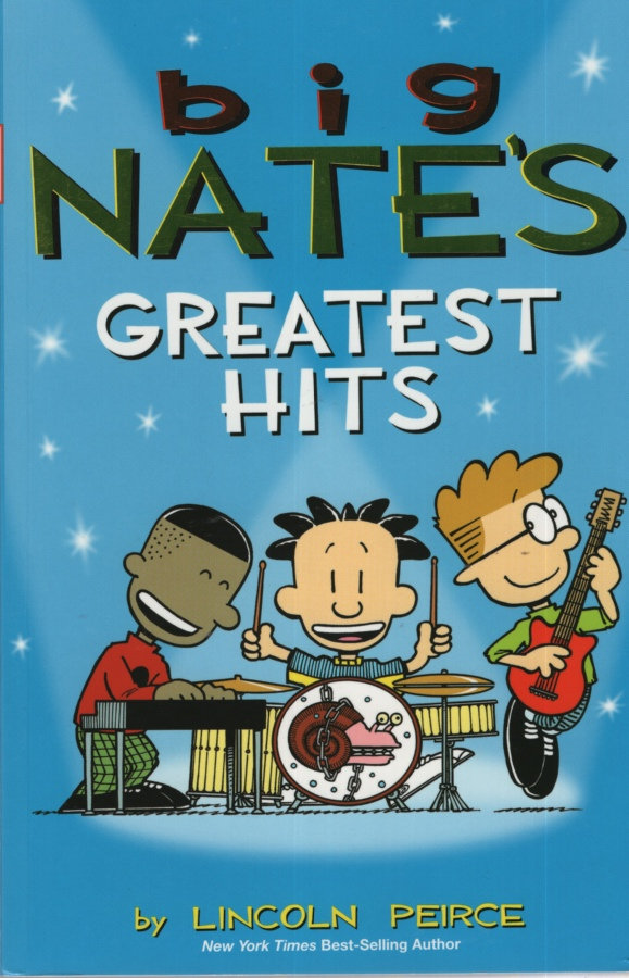 Image for BIG NATE'S GREATEST HITS