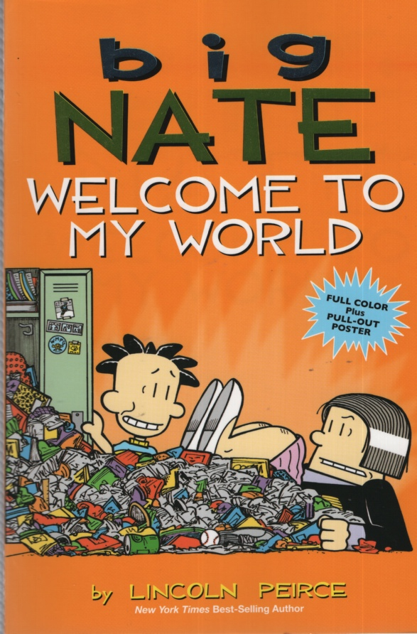 Image for BIG NATE WELCOME TO MY WORLD