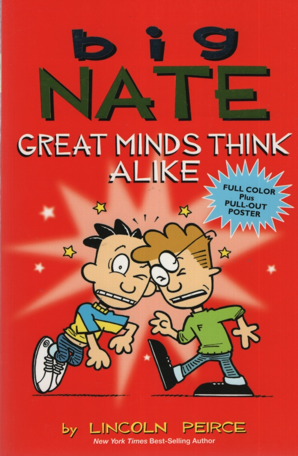 Image for BIG NATE GREAT MINDS THINK ALIKE