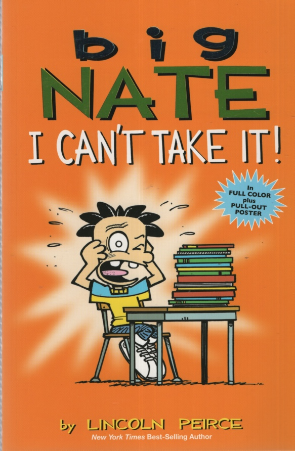 Image for BIG NATE I CAN'T TAKE IT!