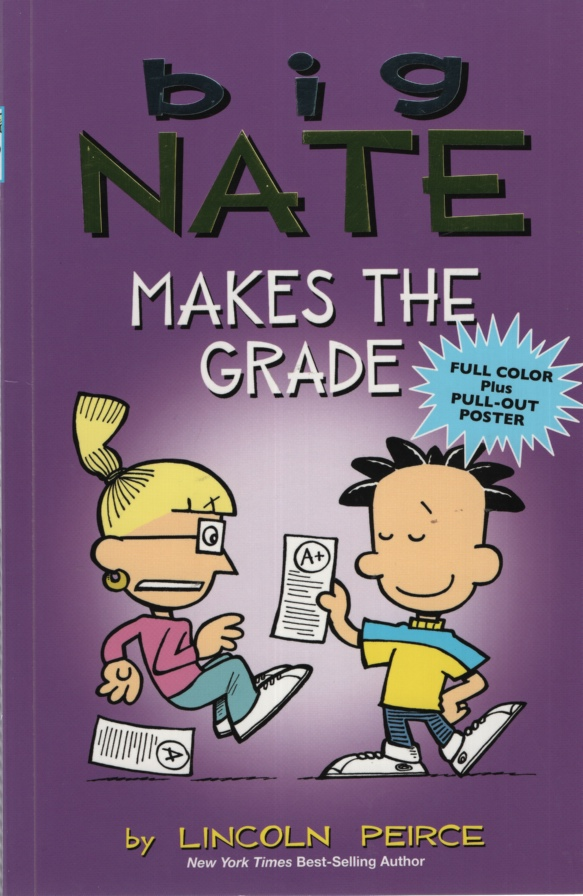 Image for BIG NATE MAKES THE GRADE