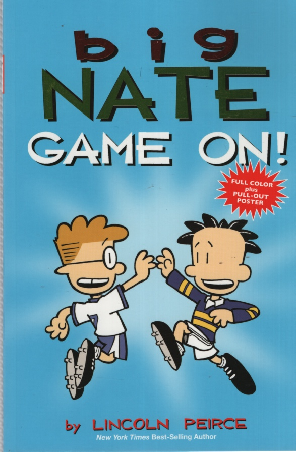 Image for BIG NATE GAME ON!