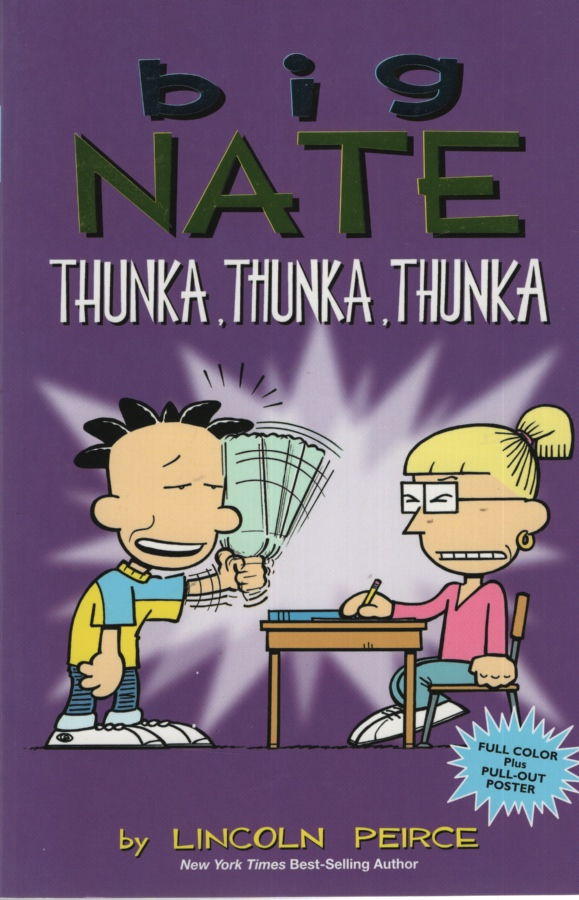 Image for BIG NATE THUNKA, THUNKA, THUNKA