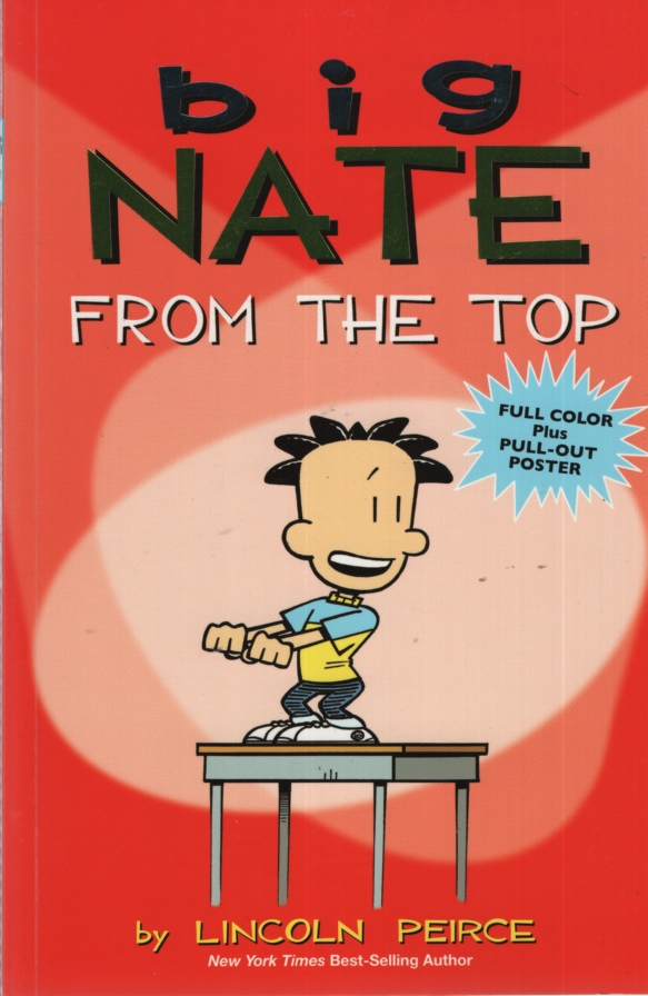 Image for BIG NATE FROM THE TOP