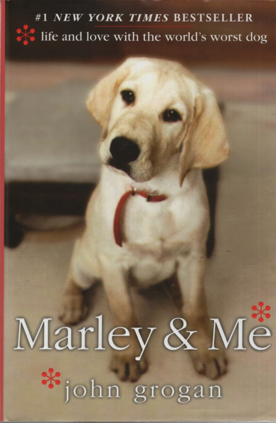 Image for MARLEY & ME  Life and Love with the World's Worst Dog