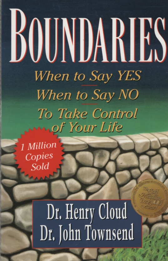 Image for BOUNDARIES  When to Say Yes, How to Say No to Take Control of Your Life