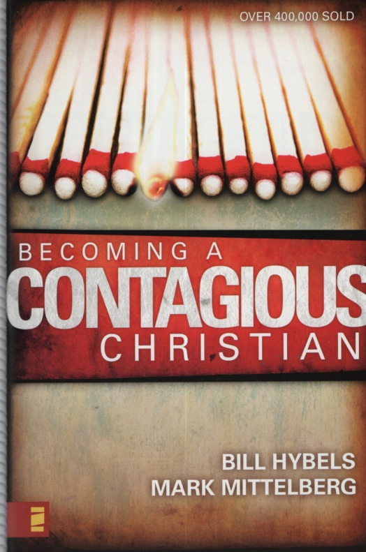Image for BECOMING A CONTAGIOUS CHRISTIAN
