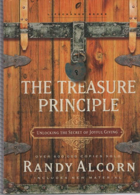 Image for THE TREASURE PRINCIPLE  Unlocking the Secret of Joyful Giving
