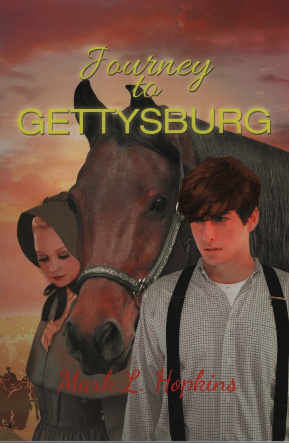Image for JOURNEY TO GETTYSBURG