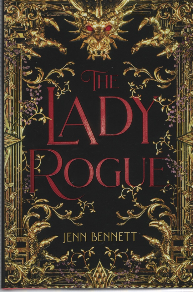 Image for THE LADY ROGUE