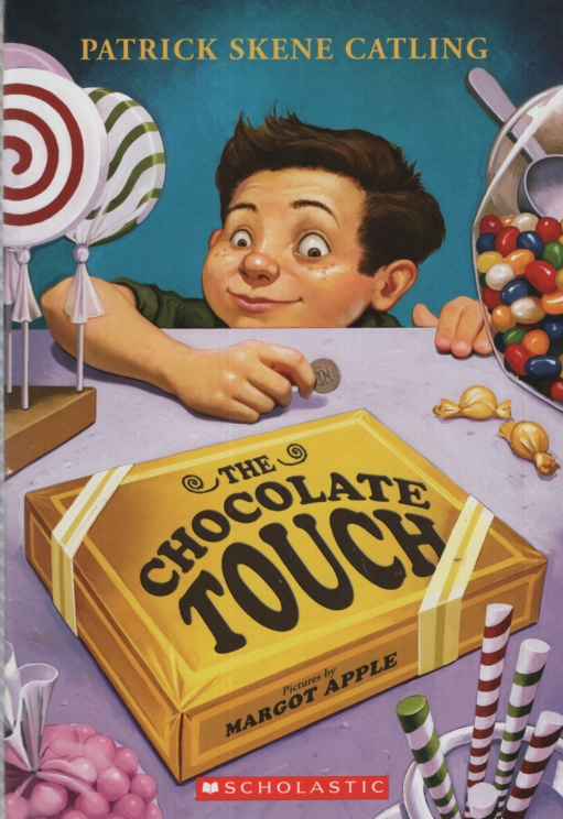 Image for THE CHOCOLATE TOUCH