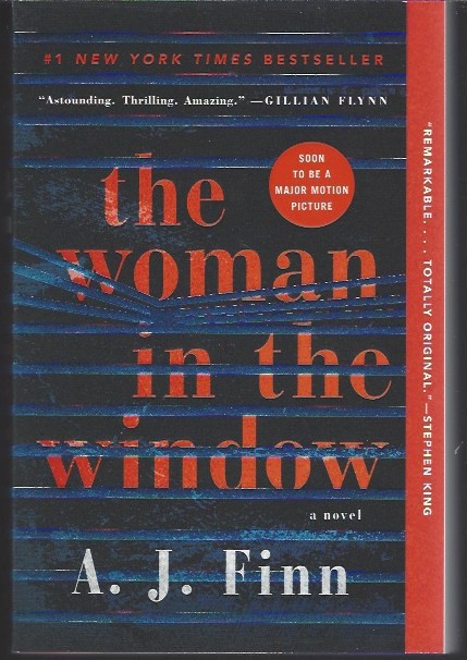 Image for THE WOMAN IN THE WINDOW