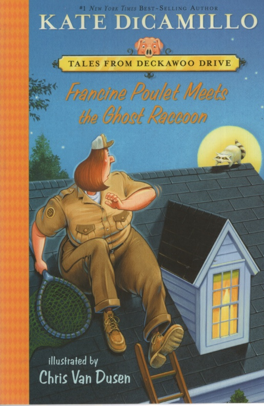 Image for FRANCINE POULET MEETS THE GHOST RACCOON