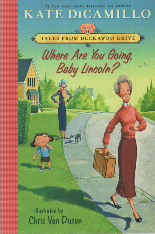 Image for WHERE ARE YOU GOING, BABY LINCOLN?